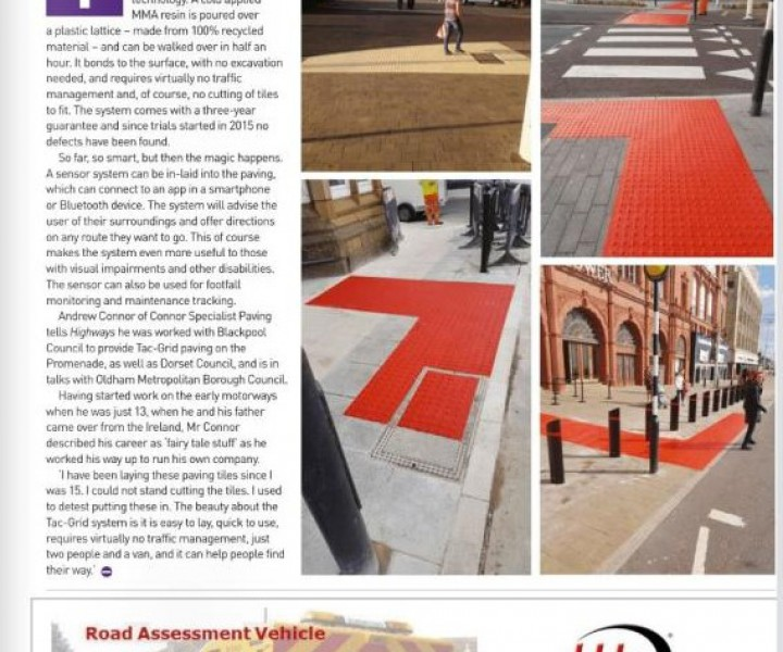 Highways magazine October 2019 issue page 45