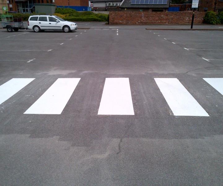 Altrincham Car Park