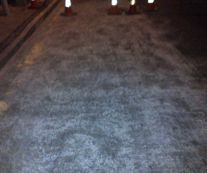 Blackpool Bus Lane
