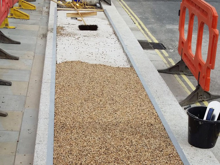 Groundworks and Decorative Paving